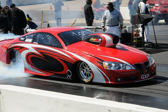 DAN HORAN NAILS POLE IN FUNNY CAR QUALIFYING AT THE IGNITOR