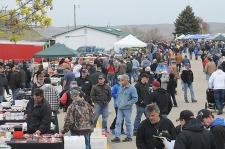 AMERICAN CLASSIFIEDS SWAP MEET SET FOR APRIL 9TH