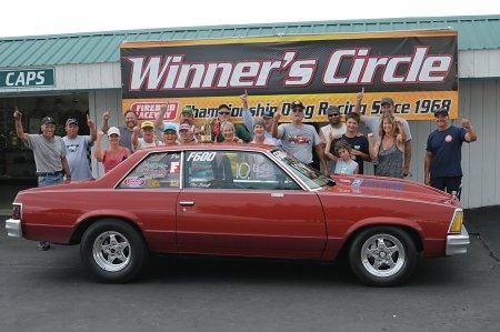 27th Annual Peterson Stampede Northwest Mopar Championships/Gold Cup results