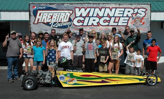 CASEY COMPTON SCORES JUNIOR TITLE ON JUNE 28TH