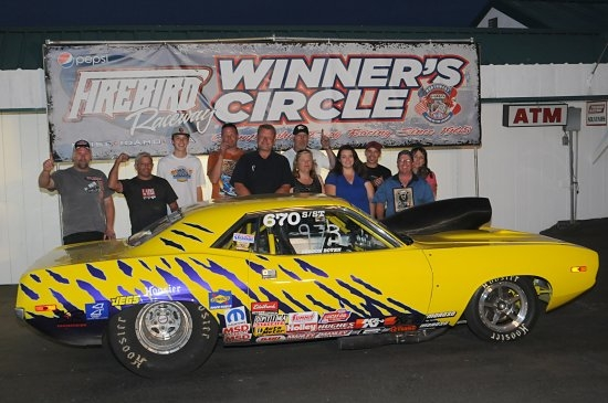 FRIDAY: MARC MEADORS NAILS PRO MOD POLE AT FIREBIRD FOX HUNT