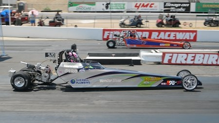 JUNIOR DRAGSTER POINT'S SERIES EVENT