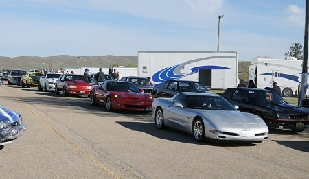 STRONG TURNOUT OF RACERS HELPS JUMP START 2015 RACE SEASON