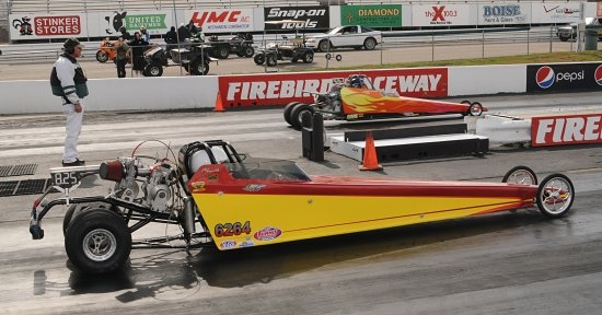 STEEN WINS JUNIOR DRAGSTER CLASS AT MAY 10TH POINT'S RACE