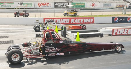 LAYNE FISCUS SCORES SECOND JUNIOR DRAGSTER VICTORY ON MAY 7TH