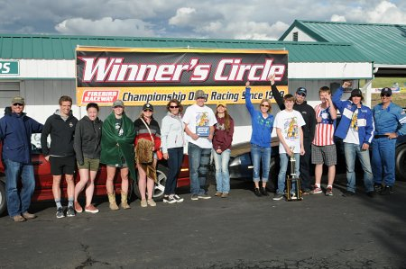 UNITED DAIRYMEN SPRING HIGH SCHOOL CHAMPIONSHIP RESULTS