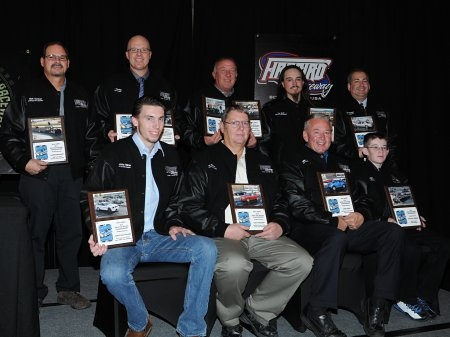CHAMPIONS FEATED AT FIREBIRD BANQUET, STAN DEMING EARNS BRACKET RACER OF THE YEAR