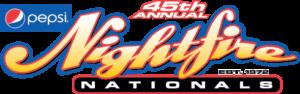 Pepsi Nightfire Nationals Logo
