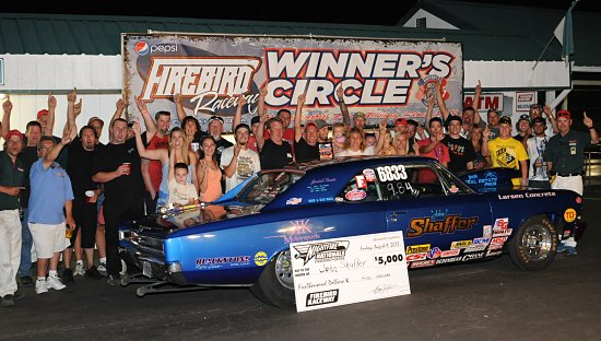 PEPSI NIGHTFIRE NATIONALS: FRIDAY