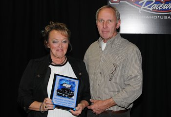 Best Appearing Race Car—Sharlene Lancaster