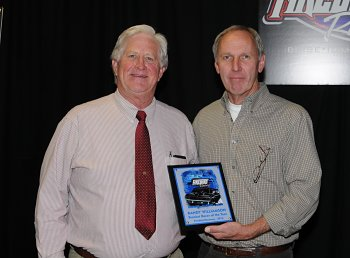 Bracket Racer of the Year—Randy Williamson