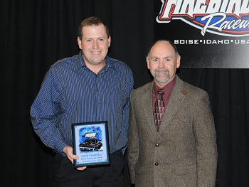 Most Improved Driver—Chad Campbell