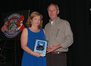 Lady Driver of the Year—Judy Radford