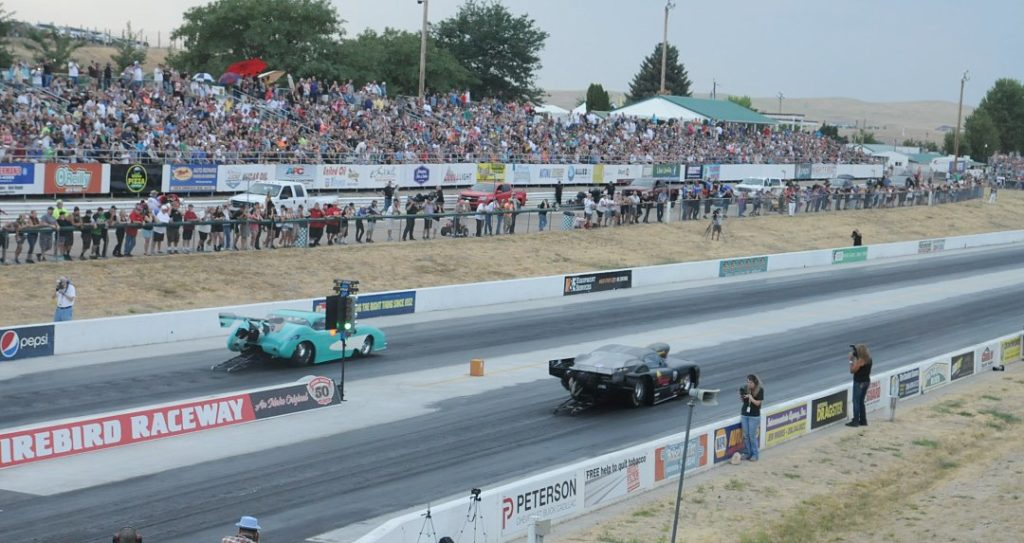 2018 Drag Racing Season Firebird Raceway Boise Idaho