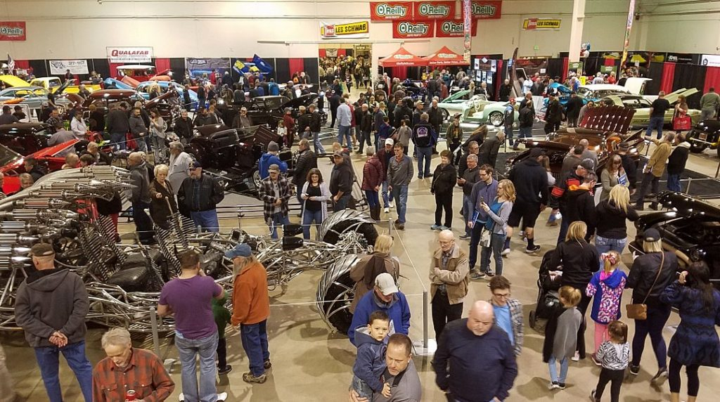 Boise Roadster Show 2020.Boise Roadster Show March 13 15 2020 Expo Idaho